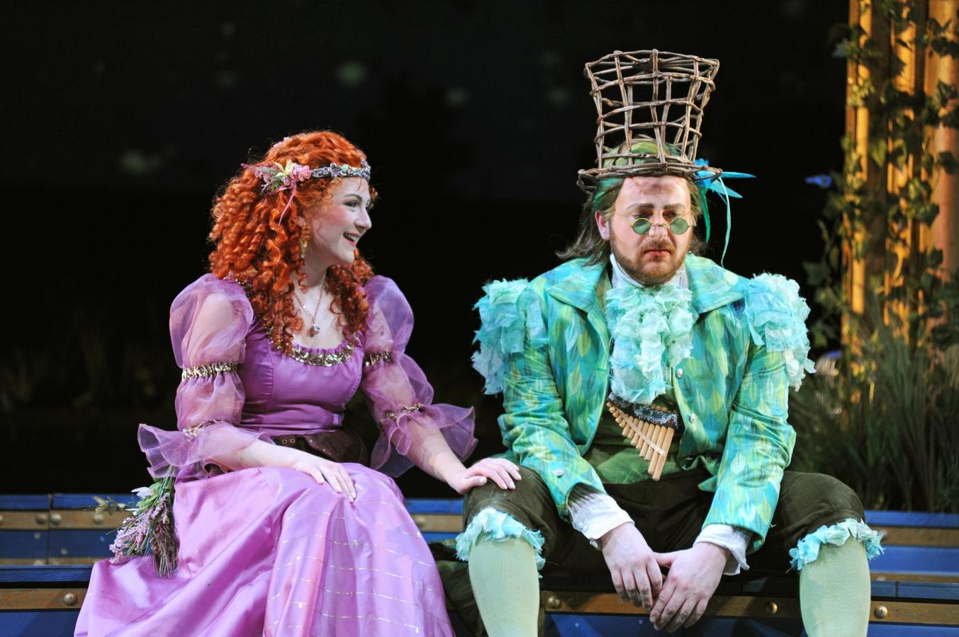 Cash And Go >> The Magic Flute Photo Gallery | Arizona Opera