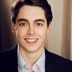 Robert Bosworth, pianist headshot