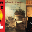 Tosca's Rome and 4 other book club books