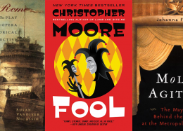 The Book selection for Arizona Opera Book Club Meetings