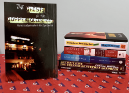 """Book Club Meeting - """"The Ghosts of The Copper Queen Hotel"""" and """"Haunted Bisbee"""""""