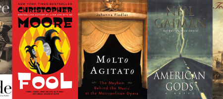 Arizona Opera Book Club Molto Agitato