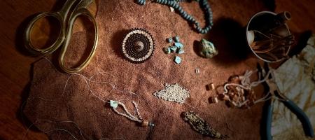 Marlu Allan & Scott Stallard Costume Shop Masterclasses- Intro to Beadwork