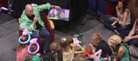 Musical Storytime with Arizona Opera