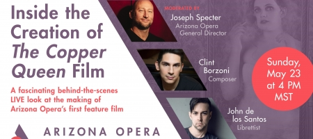 Valley Friends Conversations: Inside the Creation of The Copper Queen Film