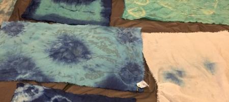 Intro to Shibori Dyeing