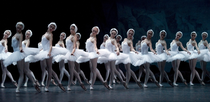 The World of Tchaikovsky: Free Ballet Class and Demonstration with ...