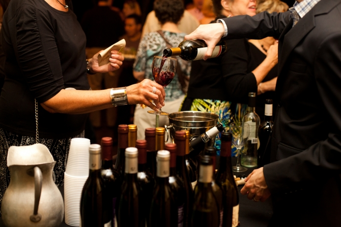 Experience Fun Activities with OperaCon Wine Tasting