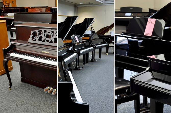 Riverton Piano Sale
