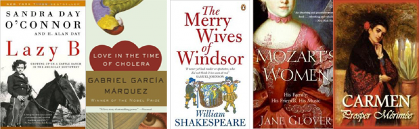 Arizona Opera Book Club Meeting: The Merry Wives of Windsor