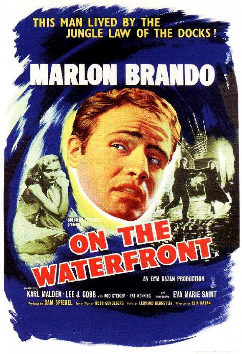 On the Waterfront at Tucson International Jewish Film Festival