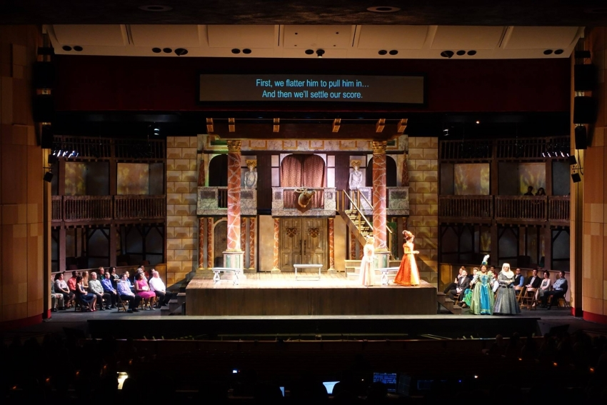 Arizona Opera Moves Forward with Chauvet Professional