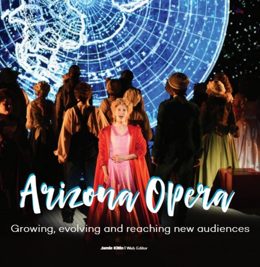 Arizona Opera Bold Brave Brilliant