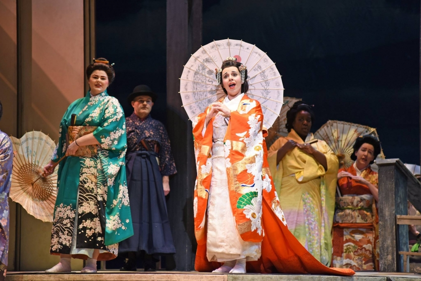 Madama Butterfly - Arizona Opera