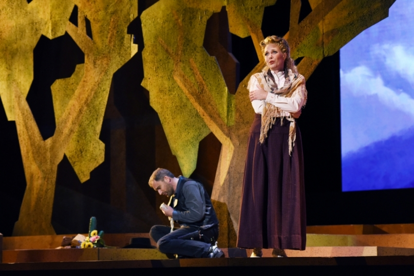 Riders of the Purple Sage - Arizona Opera