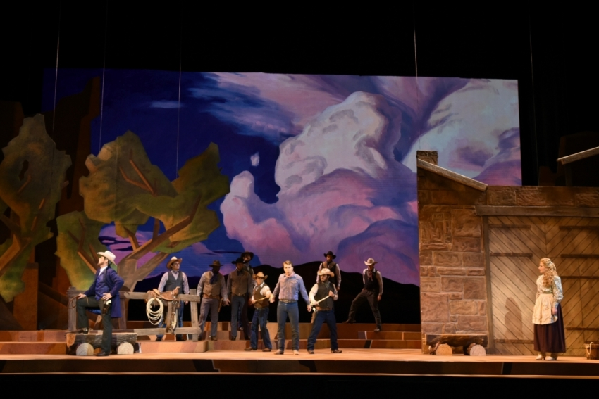 Phoenix-based composer pens world's first Western opera