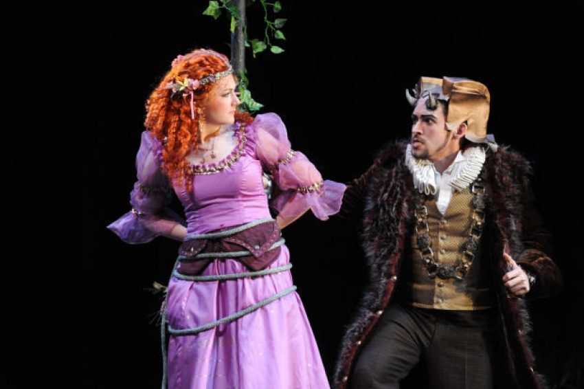 Steampunk meets Mozart in Tucson