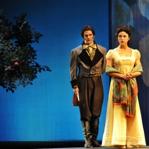 Arizona Opera Eugene Onegin Dress Rehearsal