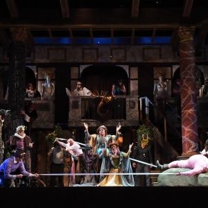 Arizona Opera Falstaff Production Photos