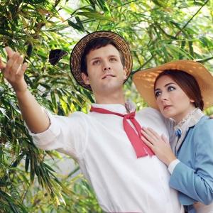 Florencia en el Amazonas Promo