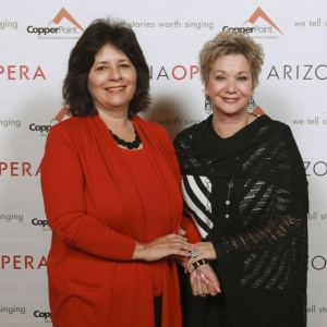 Arizona Opera Rigoletto Lobby Photos