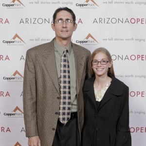 Arizona Opera Rigoletto Lobby Photos