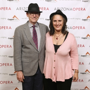 Arizona Opera Eugene Onegin Lobby Photos