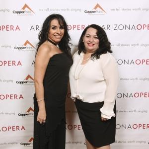 Arizona Opera Eugene Onegin Lobby Photos