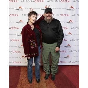 Rusalka Friday Night Lobby Photos
