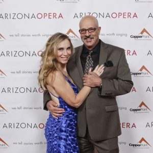 Arizona Opera The Magic Flute Lobby Photos