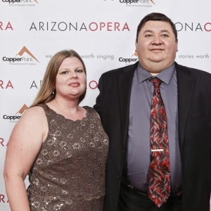 Arizona Opera The Magic Flute Lobby Photos