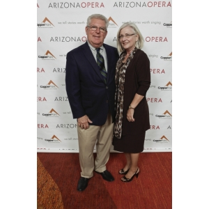 Arizona Opera The Daughter of the Regiment Lobby Photos
