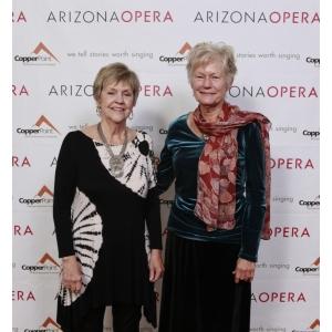 Arizona Opera Florencia en el Amazonas Lobby Photos