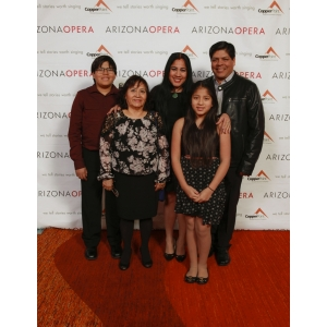Arizona Opera Carmen Lobby Photos