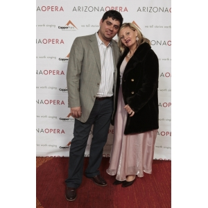 Arizona Opera Carmen Lobby Photos
